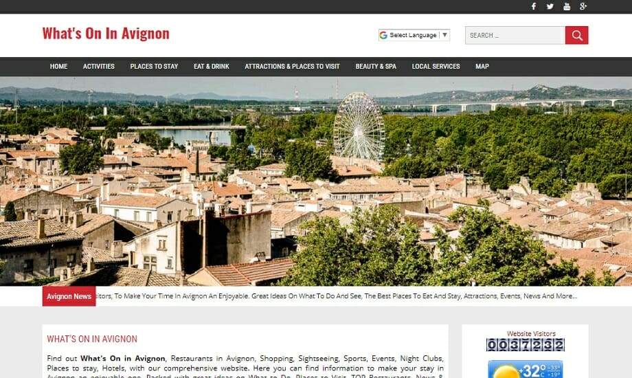 What's On In Avignon