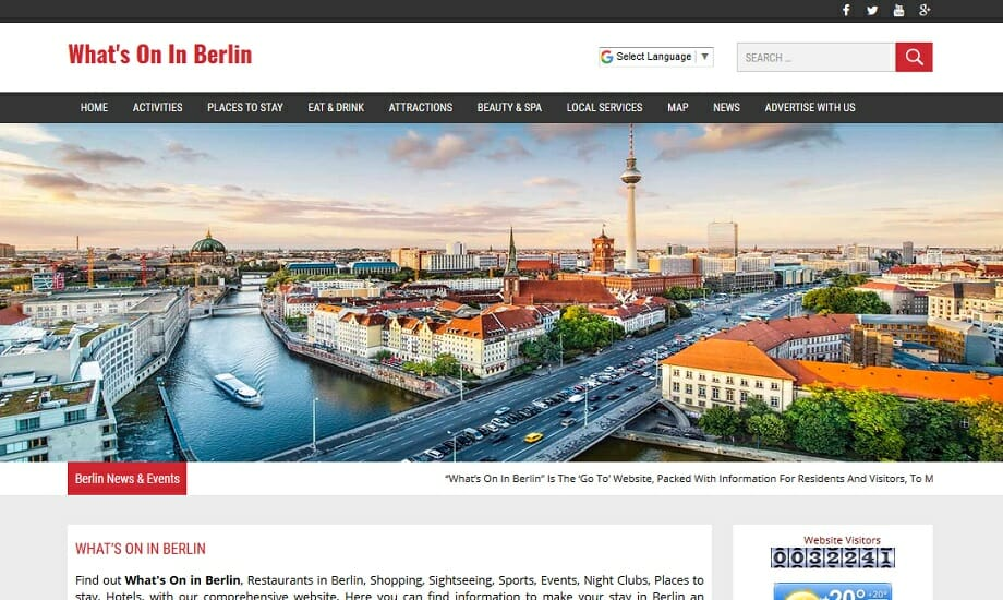 Whats On In Berlin
