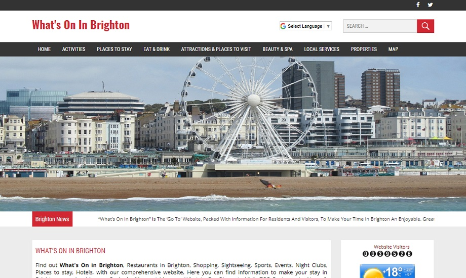 Whats On In Brighton