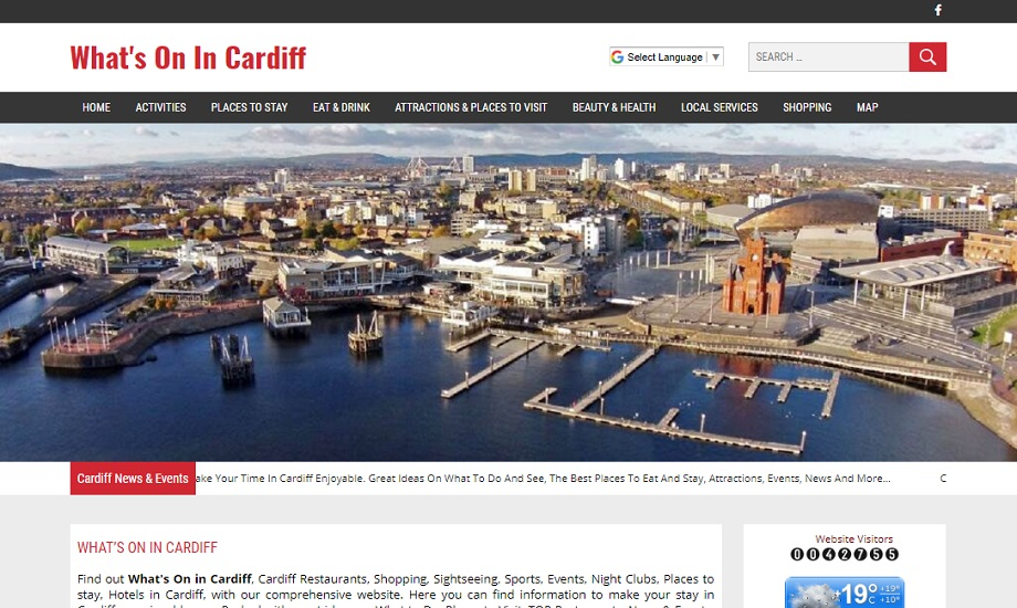 Whats On In Cardiff