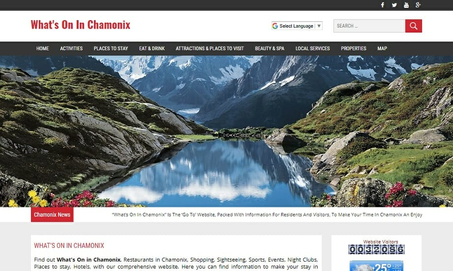 What's On In Chamonix