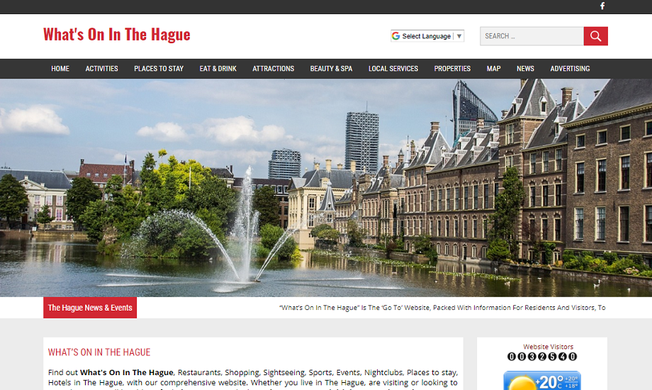 Whats On In the Hague