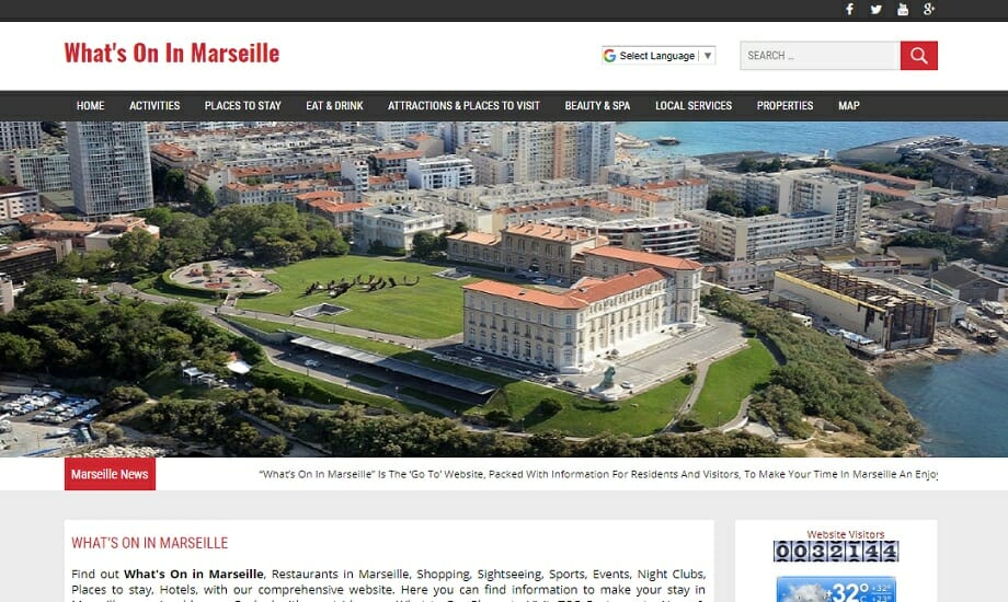 What's On In Marseille