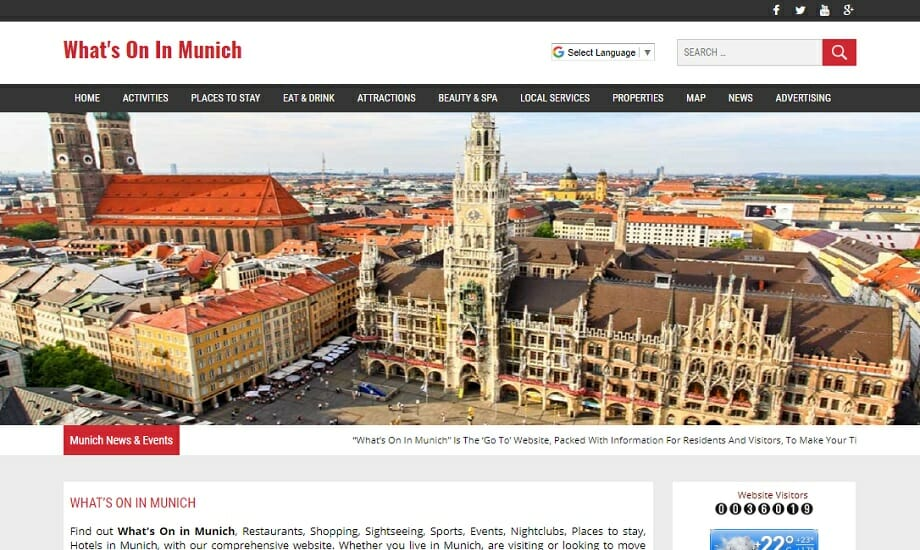 Whats On In Munich