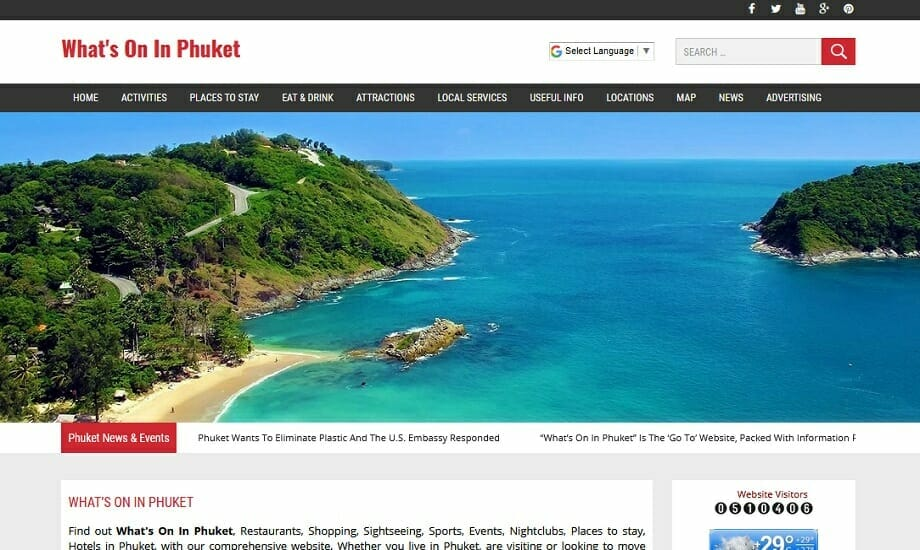 Whats On In Phuket