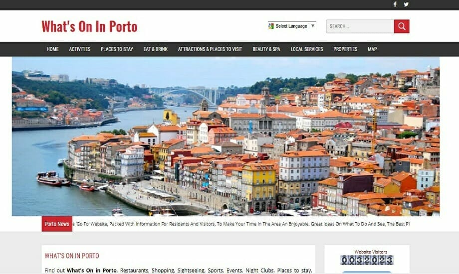 Whats On In Porto