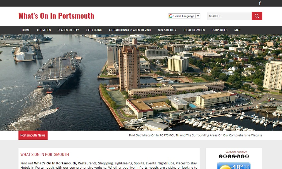 Whats On In Portsmouth