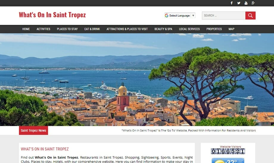 What's On In saint tropez