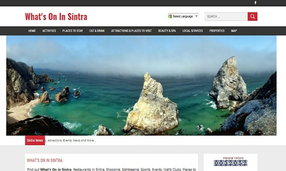 Whats On In Sintra