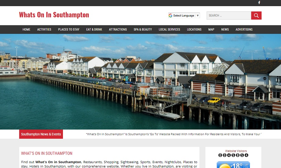 Whats On In Southampton