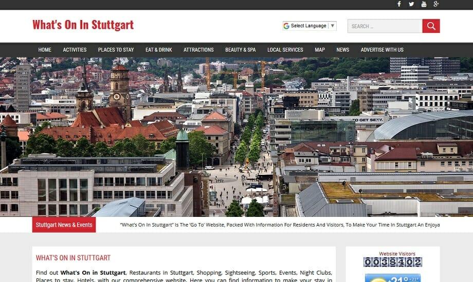 Whats On In Stuttgart