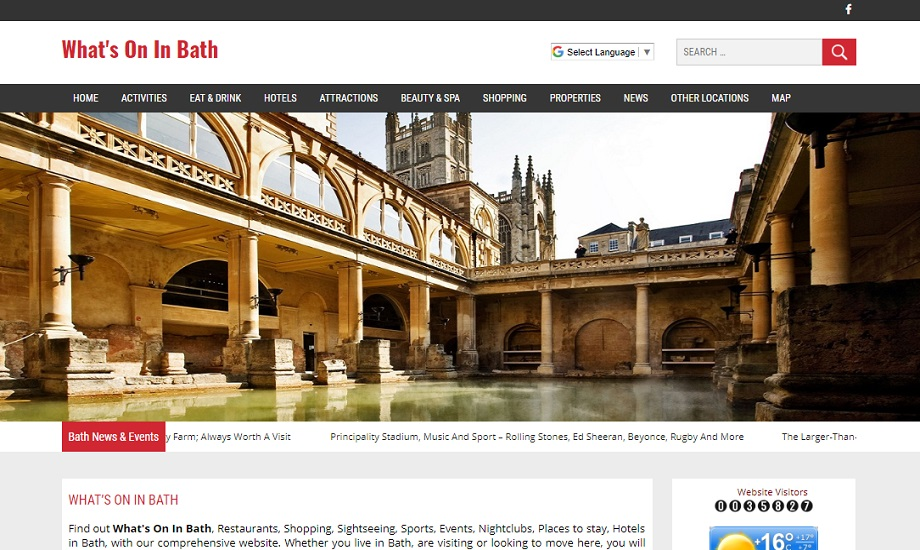 Whats On In Bath