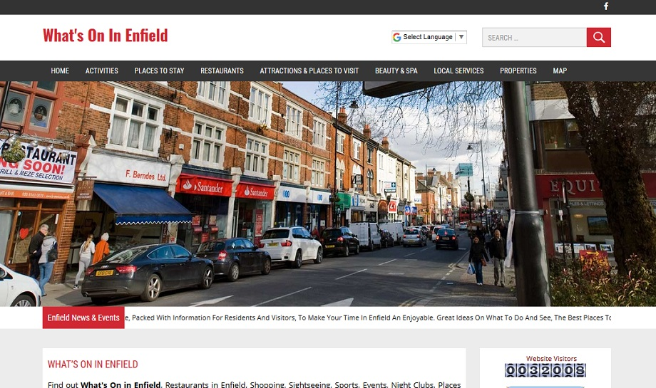 Whats On In Enfield