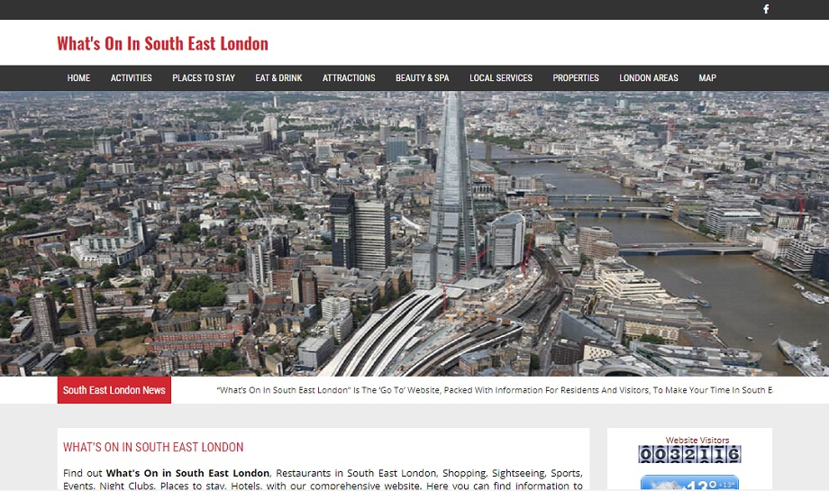 Whats On In South East London