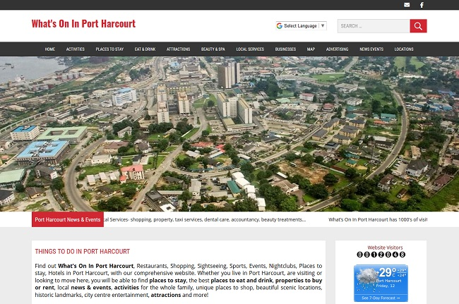 Whats On In Port Harcourt